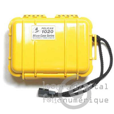1020-025-170 protection Micro-Bag Yellow - Opaque