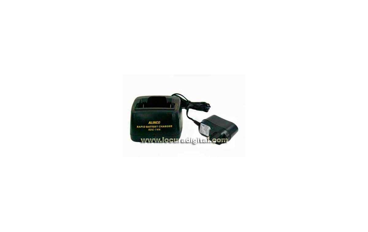 ALINCO EDC-144 Cargador rápido para baterias alinco
