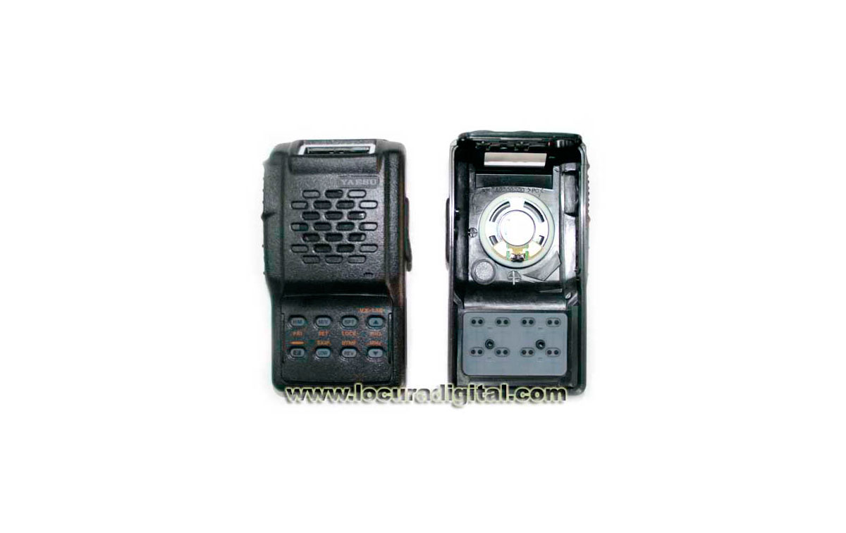 CP6548004 Carcasa Frontal de repuesto para YAESU VX-110