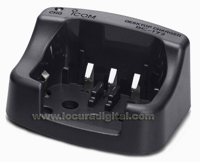 ICOM BC173 trickle charger desktop for IC-M33, IC-M35 and GM-1600