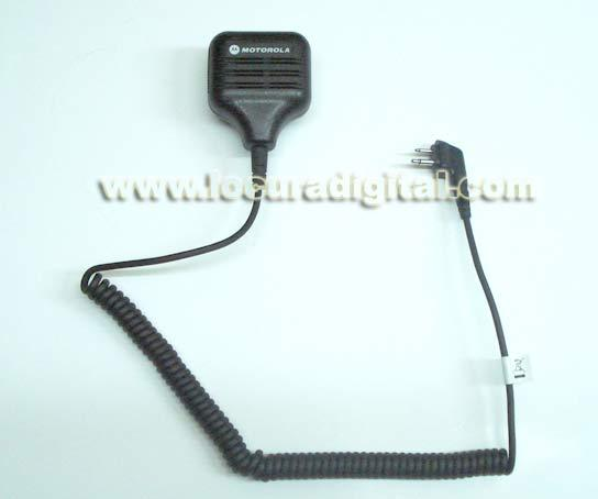 Microphone HMN9026 pour Motorola