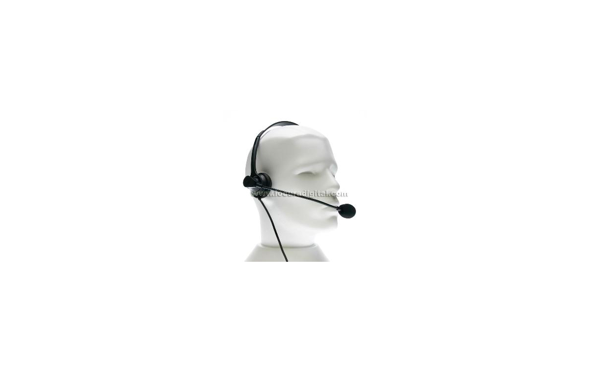 Nauze HEL770K Nauze casco tipo Micro-Speaker (headband) PTT / VOX