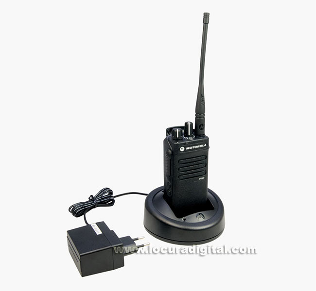 dp2400uhf motorola uhf 403-470 mhz. walkie talkie profesional digital y analógico