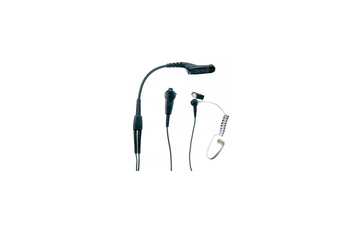 RLN5882 Micro vigilancia discreta IMPRES 2 cables  con tubular - Negro