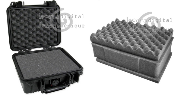 1450-000-110 proteci?ag Black with foam.
