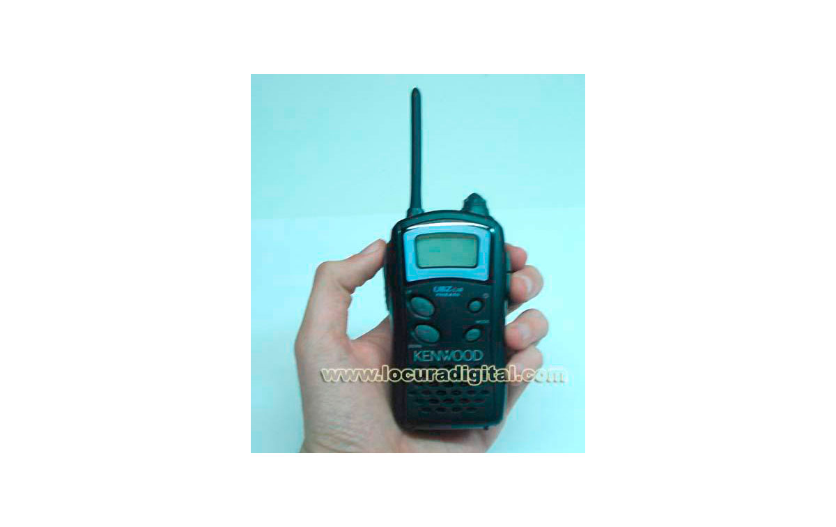 Kenwood UBZLJ8 Walkie Talkies free use