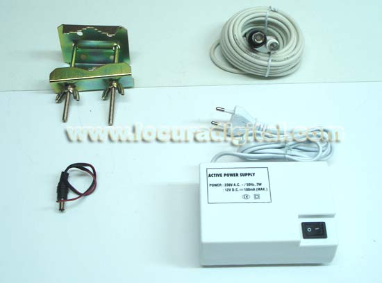 AN0250E ANTENNA FOR CARAVAN