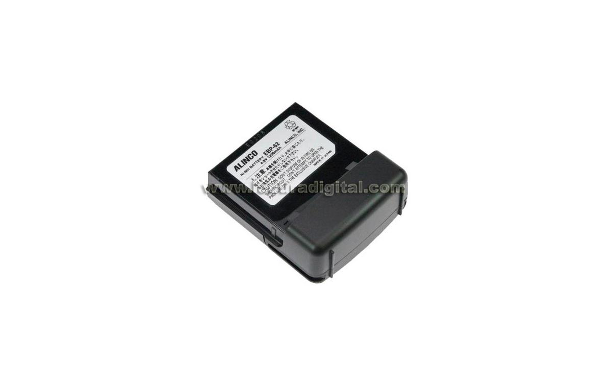 EBP62 Batería ALINCO ORIGINAL para DJX-2000 - 4.8V 1200 mAh