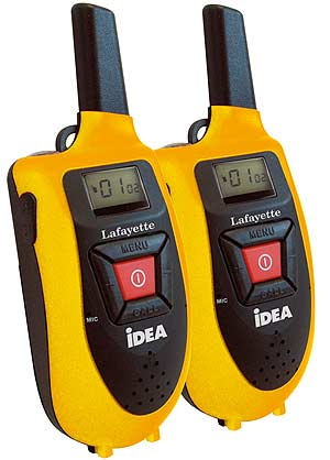 LAFAYETTE IDEA. FREE USE PMR 446 HANDHELDS