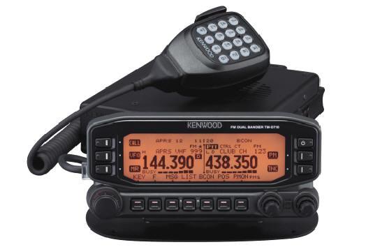 KENWOOD TMD710