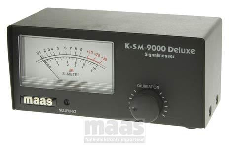 MAAS K-SM-9000 Signal reception meter S-METER.