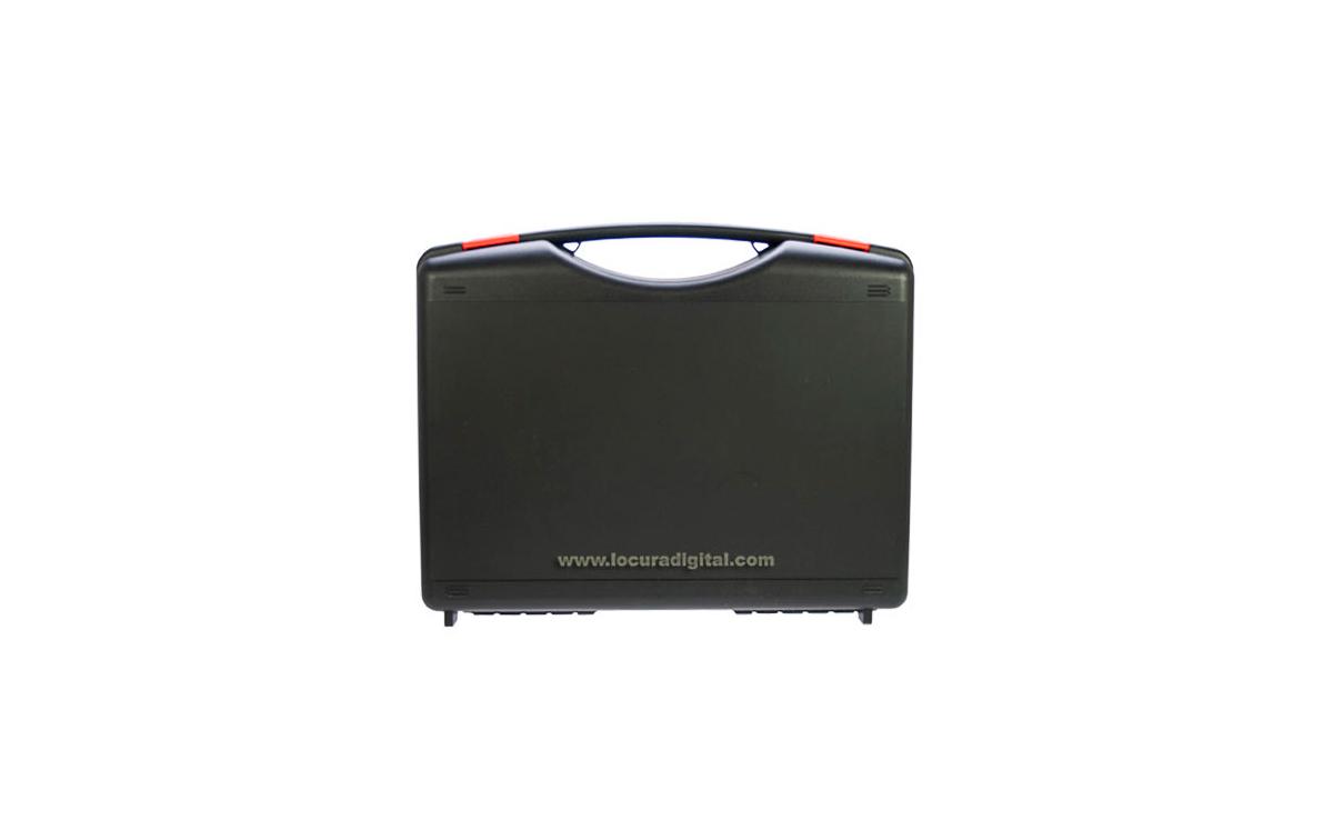 TLKRCASE4 Maleta para 4 unidades de walkies MOTOROLA serie TLKR-50,60,80