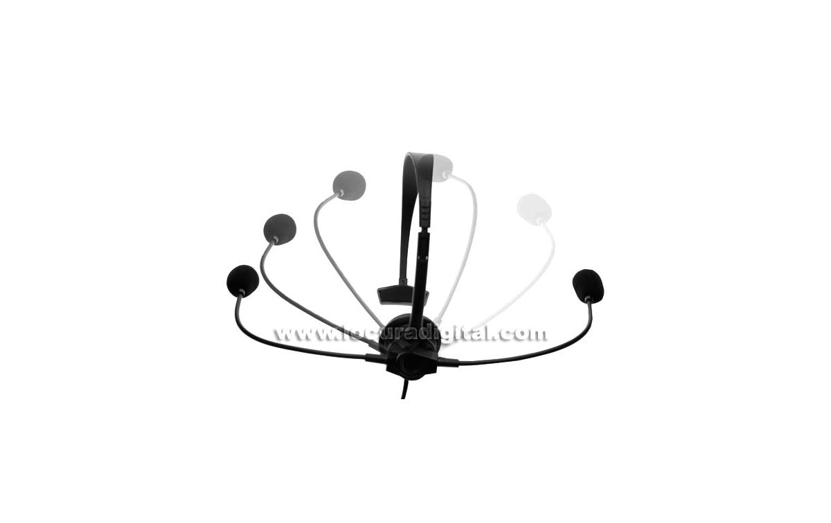 NAUZER HEL770K NAUZER Micro-Altavoz tipo casco (diadema) PTT/VOX