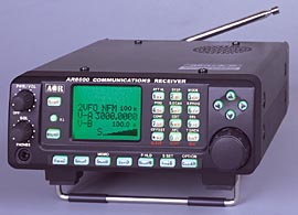 AOR AR8600 MARK2 RECEIVER
