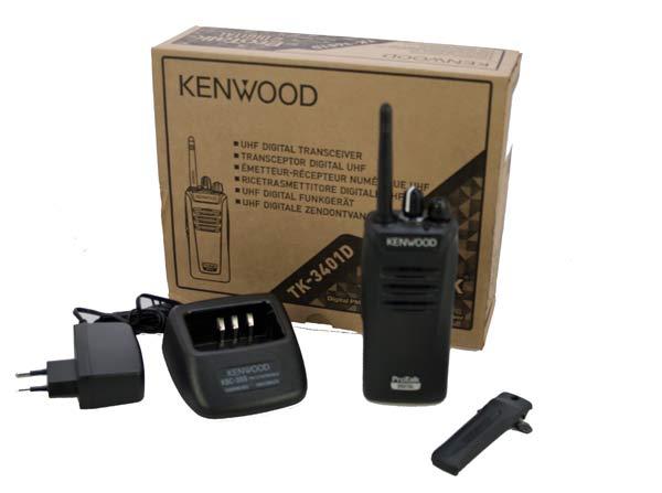 KENWOOD TK-3401D Transceiver