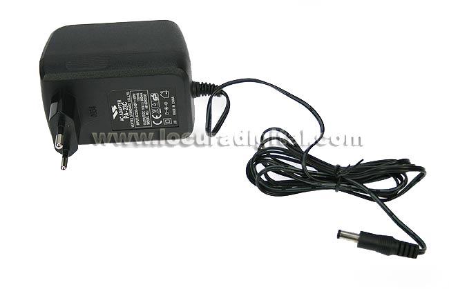 YAESU VERTEX PA23C feeder wall charger for VAC-800 desktop