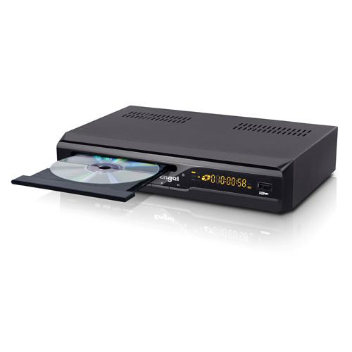 engel tdt 6600hd receptor terrestre dvd tdt/hd usb