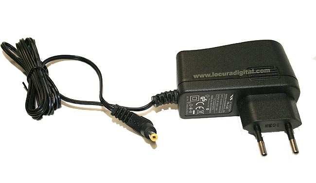 PA43 YAESU VERTEX  alimentador de  pared PA43C para cargador cazoleta CD-47