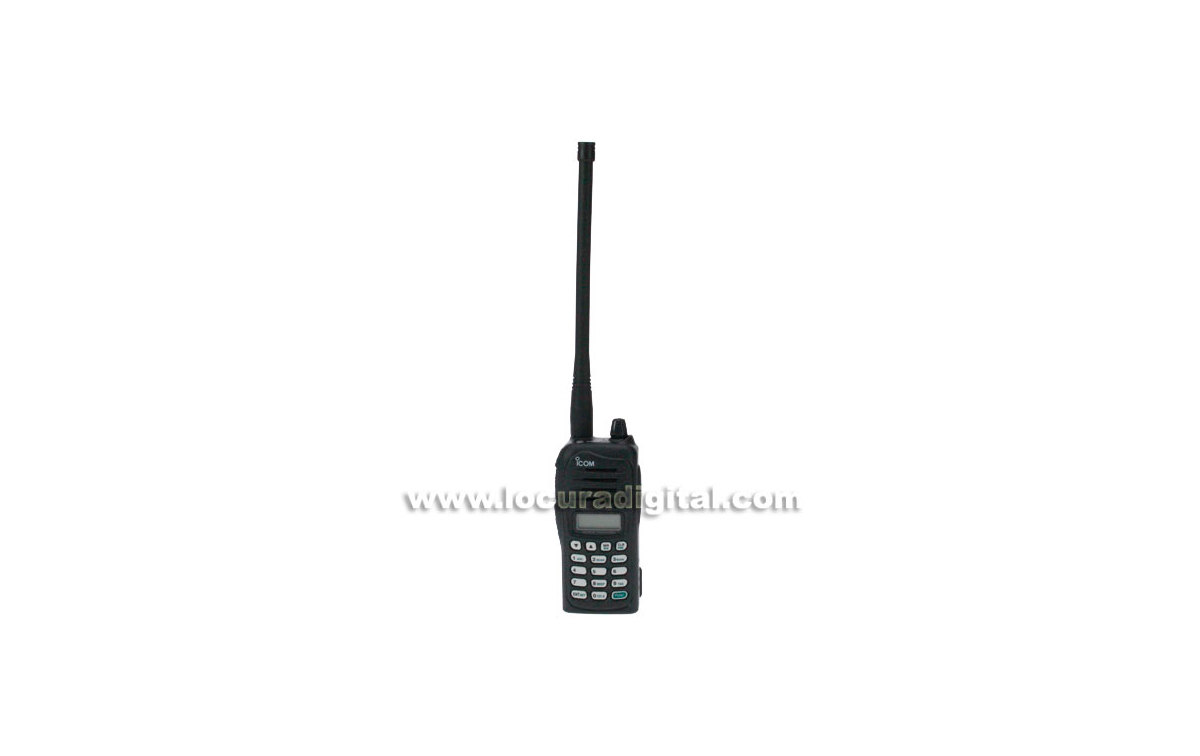 Walkie ICOM ICA-15 aeronaves