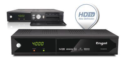 RC-5320HD ENGEL Receptor COMBO ALTA DEFINICION Satélite HD+ TDT HD