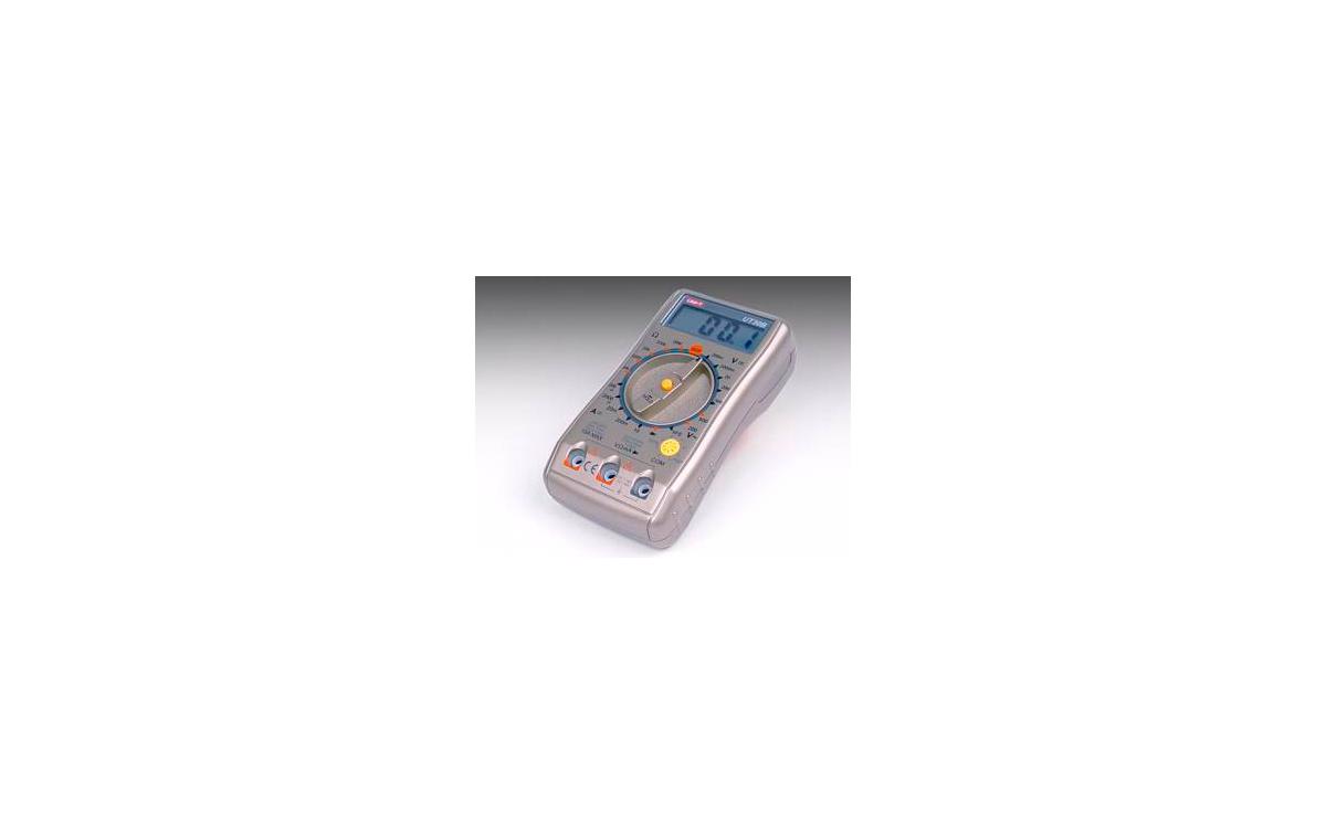 TES5218 MULTIMETRO (tester) DIGITAL