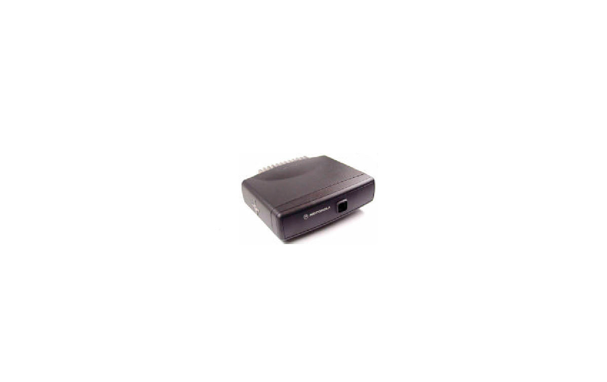 MOTOROLA GM DATABOX EMISORA MOVIL PROFESIONAL VHF 136-174 MHz