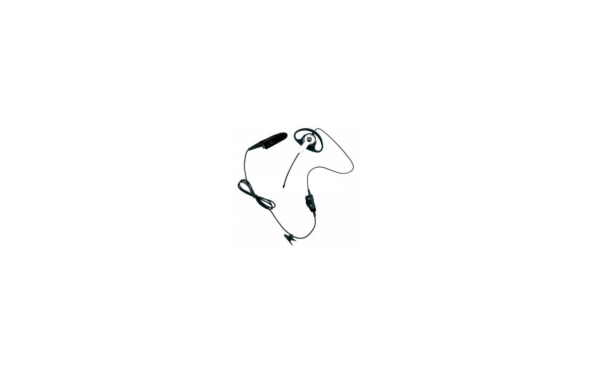 MOTOROLA PMLN5096 Casco ultra ligero con sujeción a oreja en forma de D