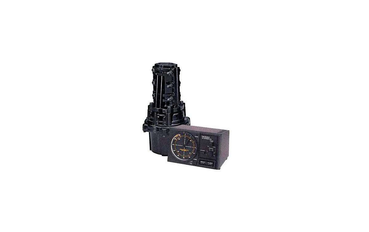YAESU G1000-DXC Rotor Azimutal tipo torreta