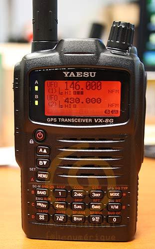 YAESU VX-8GE