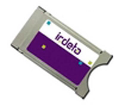 CAMIRDETO PCMCIA CAM para sistema IRDETO
