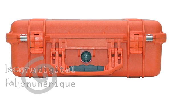 1500-000-150 proteci?ag Orange with foam.