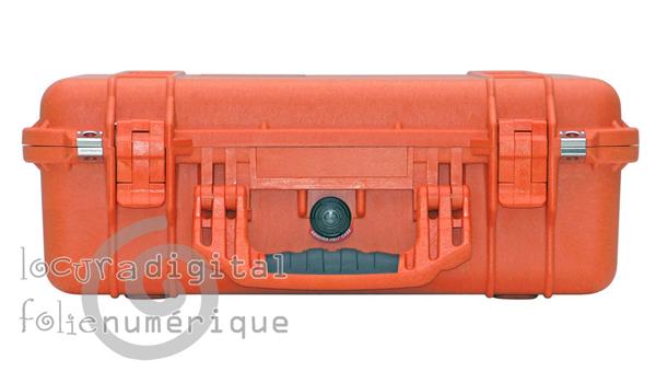 1500-000-150 proteci?ag Orange with foam.