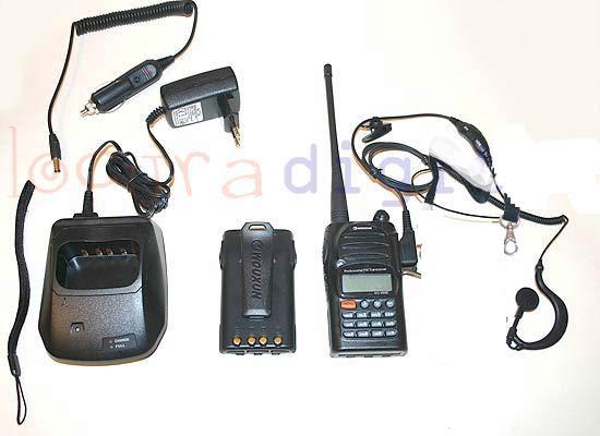 E 8S Wouxun KG 699 VHF walkie talkies 5 Watts de potência de 144 MHZ