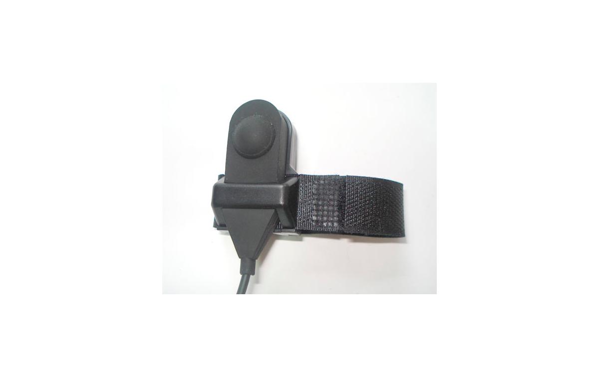 NAUZER KIM-66-SEPURA.   Headset Boom Microphone Kit for use with open helmet.   For SEPURA handhelds