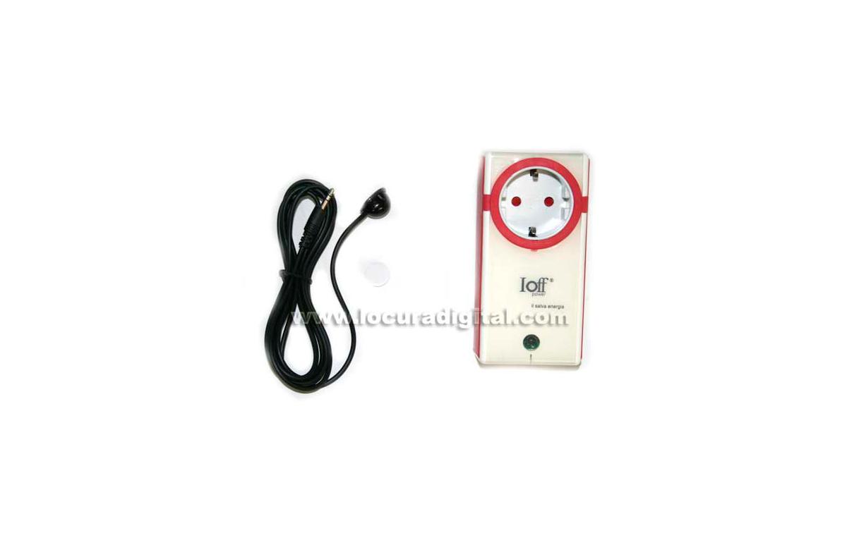 IOFF POWER - Control inteligente para ahorrar en la factura de luz de casa