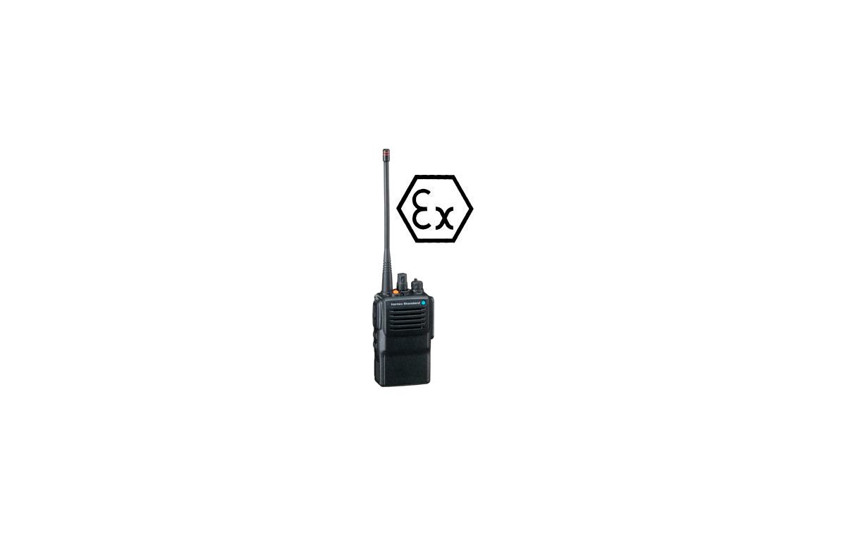 VX821E ATEX VHF VERTEX-YAESU Walkie profesional ATEX VHF 134-174 Mhz.