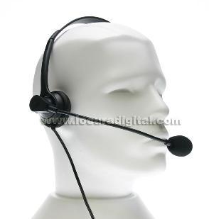 NAUZER HEL770M2 NAUZER Micro-Altavoz tipo casco