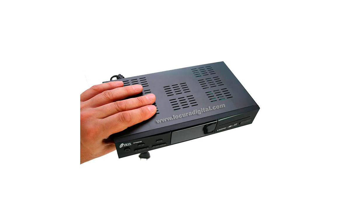 IRIS9700HD RECEPTOR SATELITE DIGITAL IRIS9700HD   WIFI.