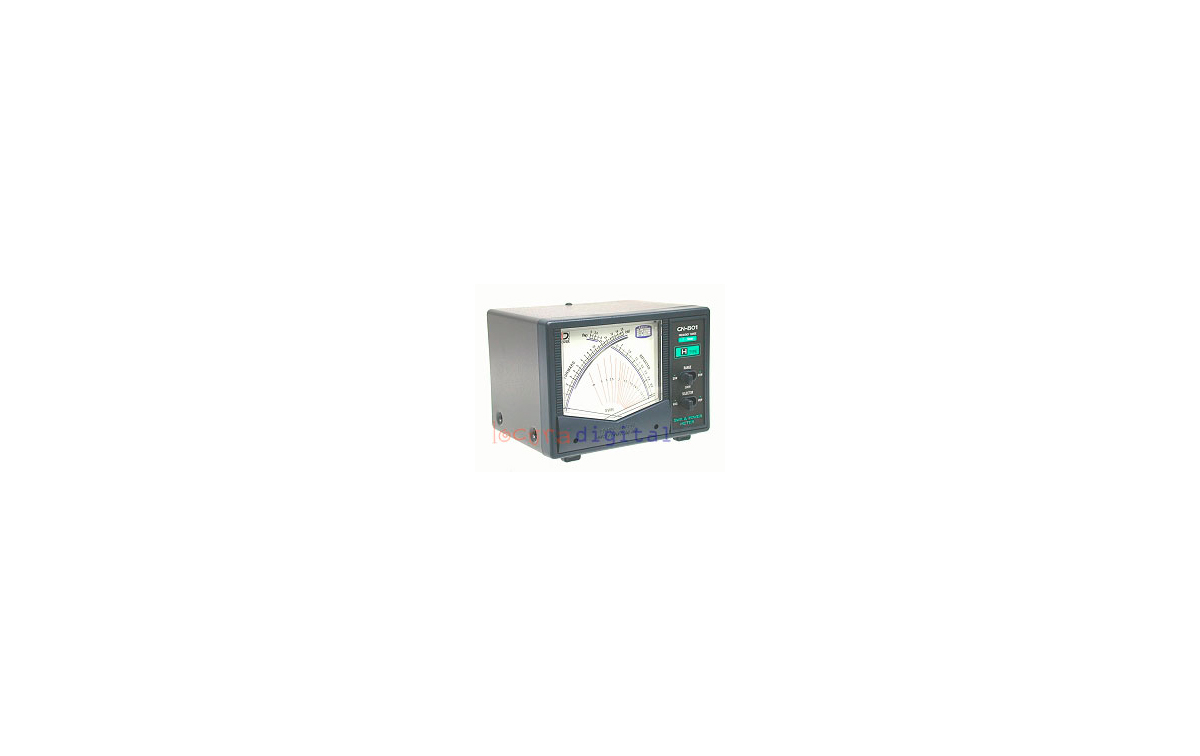 DAIWA CN801HP MEDIDOR DE ROE AGUJAS CRUZADAS. Medidor R.O.E. / Watimetro  1.8 -200 Mhz / 20 / 2000 W