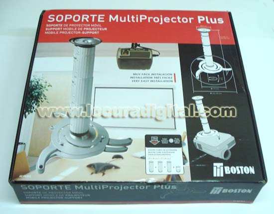 MULTIPROJECTOR PLUS