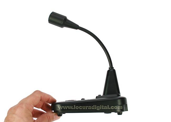 LAFAYETTE LAFAYETTE AV508 AV508 BASE MICROPHONE FOR YAESU FT-897 and FT-857.