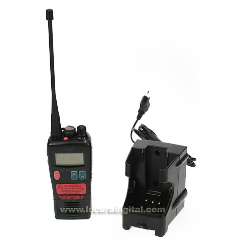 HT953 ENTEL Walkie Talkie PMR-446 Uso Libre normativa ATEX