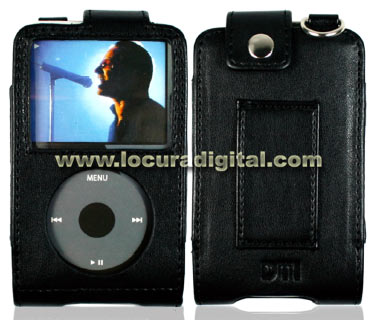 5G IPOD CLASSIC LEATHER GAINE