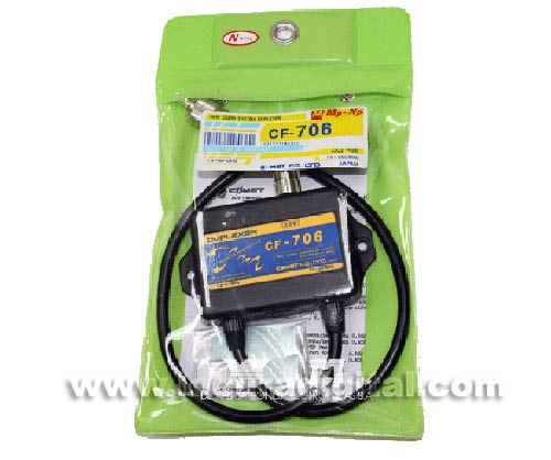 COMETDuplexor CF706N special-FT-857 FT-857D