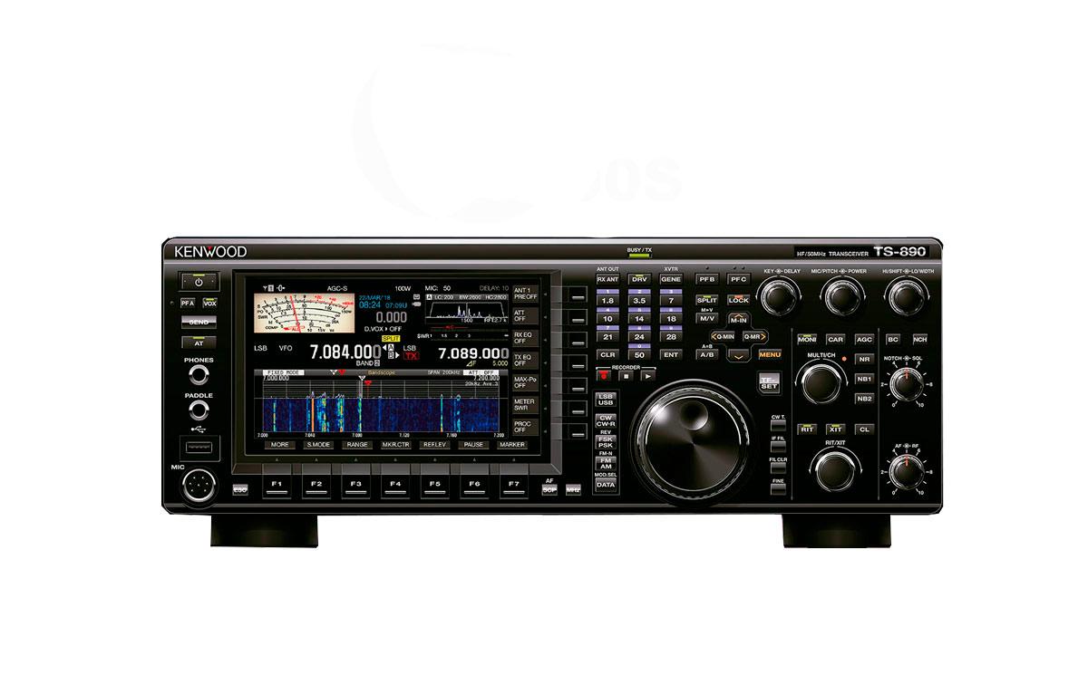 Kenwood TS 890SE emisora de HF / 50 MHZ 70 MHZ - Potencia 100 Watios. 50 Mhz 50 watios en 70 Mhz.