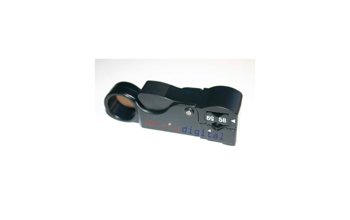 PELA CABLES HT 312B PARA RG 58, RG 59 y RG 62