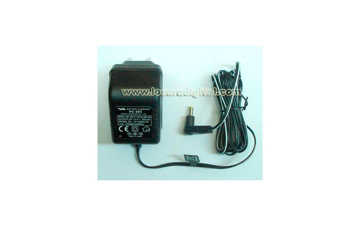 NC 88C  Cargador de bateria para VX 120/ 170