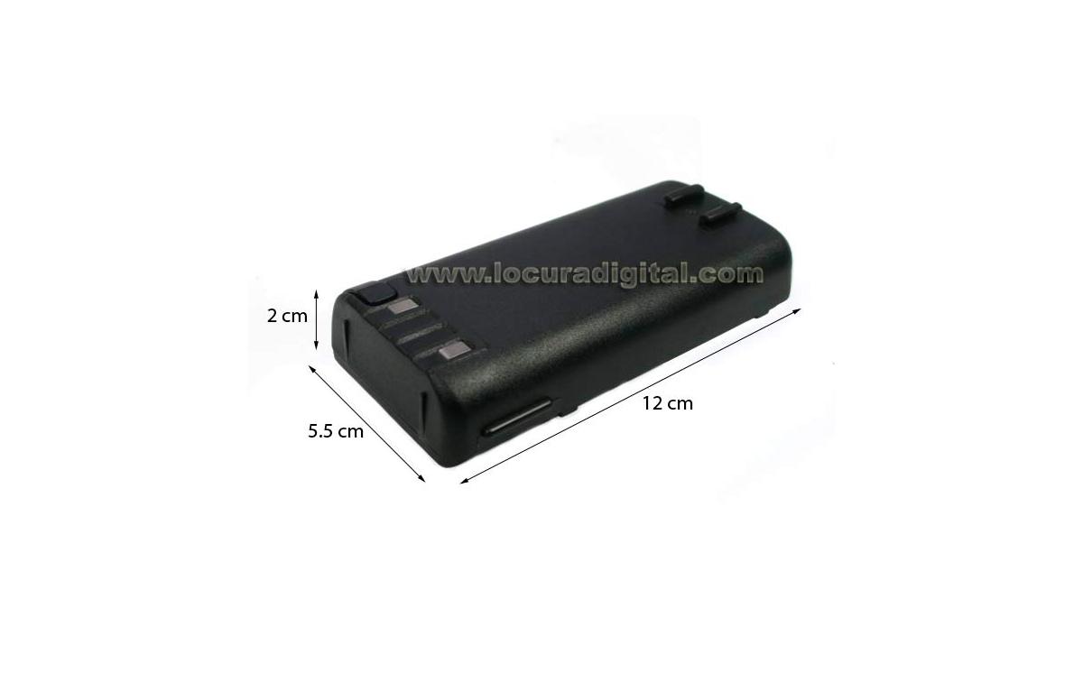 bateria para yaesu vx 300