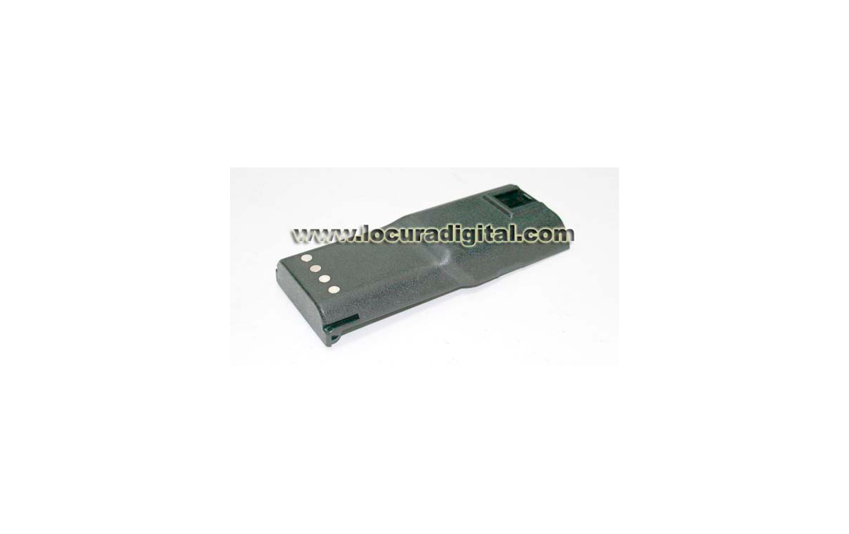 AP300H Batería EQUIVALENTE HNN9628B MOTOROLA para GP300, 7,2 voltios 1800 mAh Ni-Mh