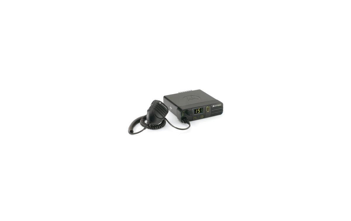 MOTOROLA DM-3601 VHF Emisora Digital - Alta potencia 25-40 W